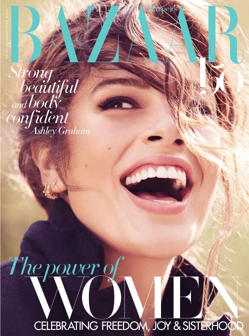 Harper's Bazaar | Ashley Graham
