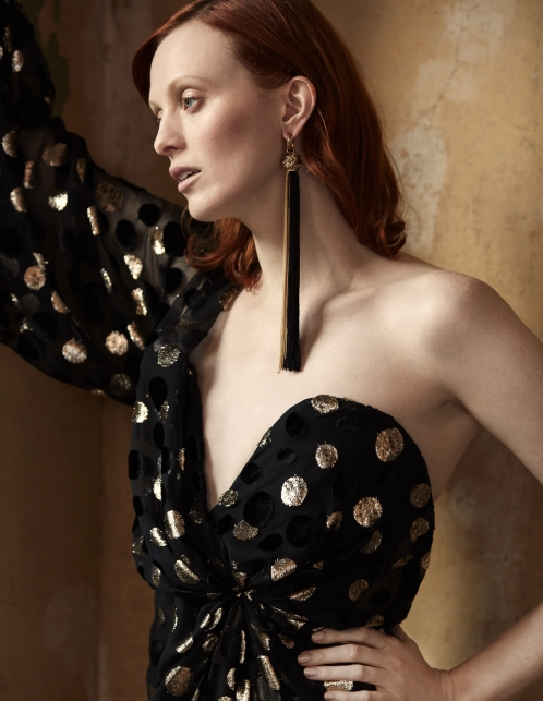 Karen Elson | The Fashion Issue