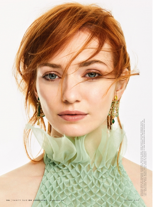 Vanity Fair | Eleanor Tomlinson