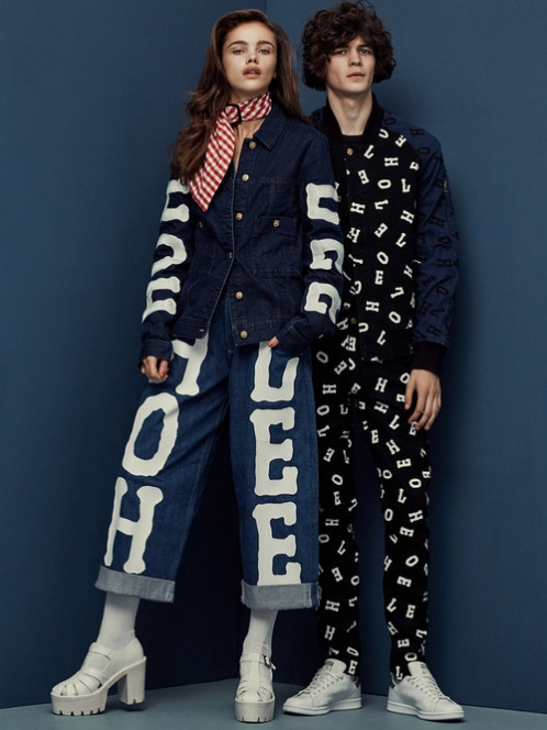 House of Holland x Lee Jeans