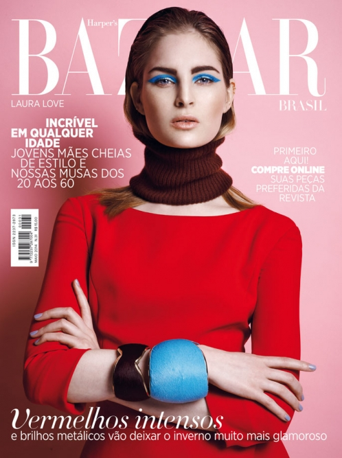 The look of love | Harpers Bazar Brasil
