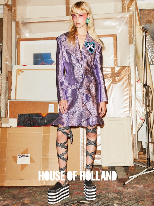 House of Holland | Resort 18