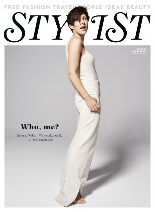 Stylist | Emma Willis
