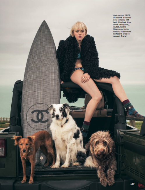 Cosmopolitan | British Summer Time
