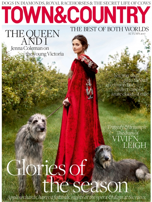 Town & Country | Jenna Coleman