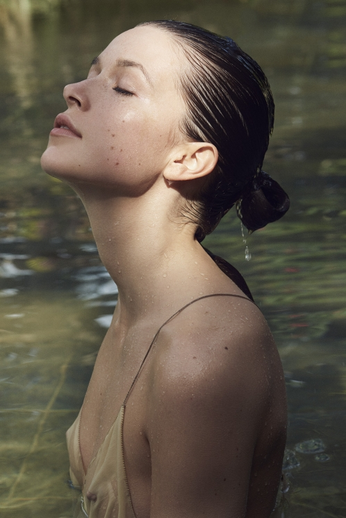 Wet Body | Marie Claire Beauty
