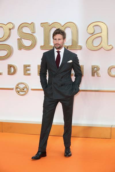 Edward Holcroft | Kingsman Golden Circle Premiere