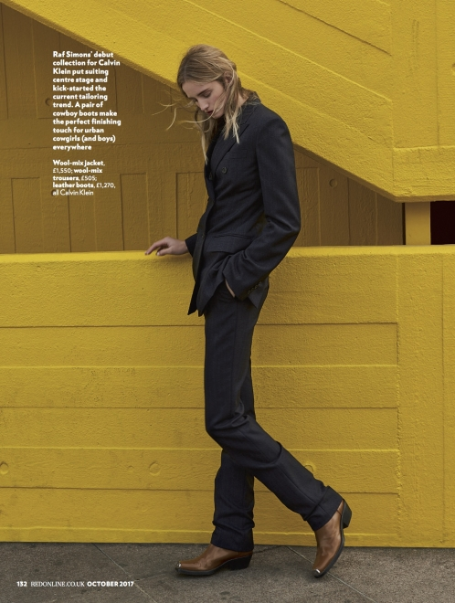 Red Magazine | Suiting