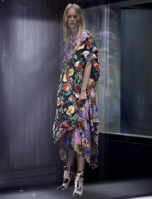 Autumn Garden | Harpers Bazaar KZ