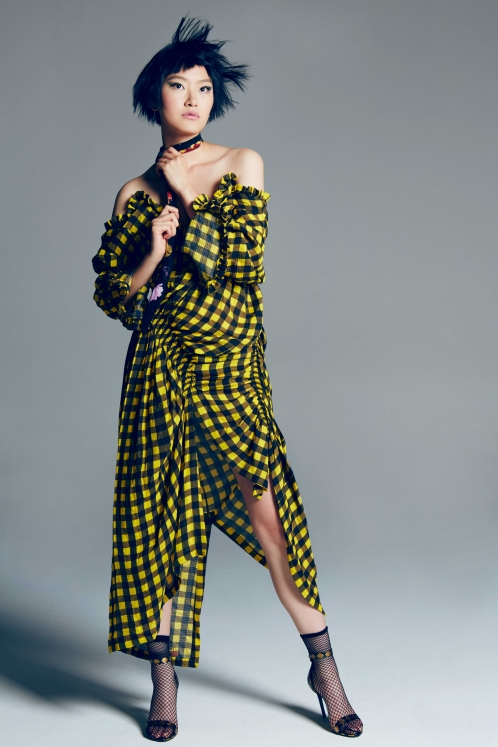 Vogue Arabia | Pattern Play