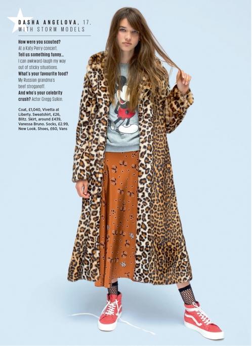 Cosmopolitan | New Kids on the block
