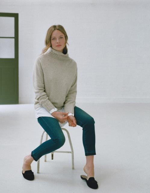 Vogue | Rebecca ferguson