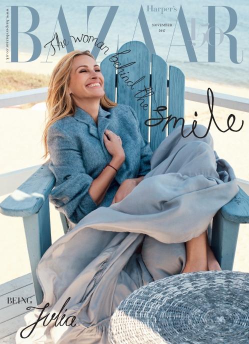 Harper's Bazaar | Julia Roberts