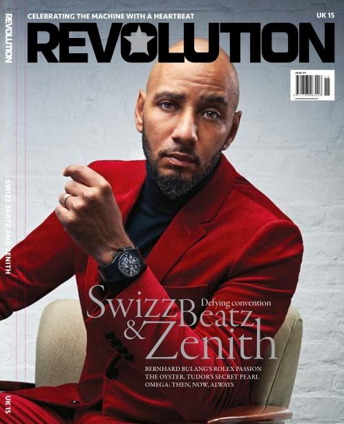 REVOLUTION x SWIZZ BEATZ