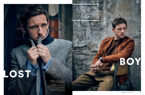 THE JACKAL | JAMIE BELL