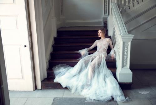 Harpers Bazaar | A Regency Romance