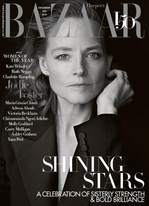 Harpers Bazaar | Jodie Foster