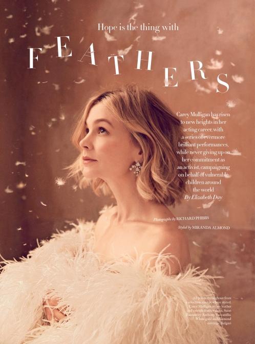 Harpers Bazaar | Carey Mulligan