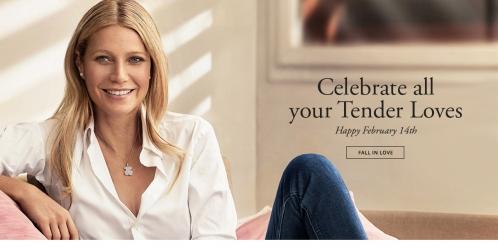 TOUS x Gwyneth Paltrow