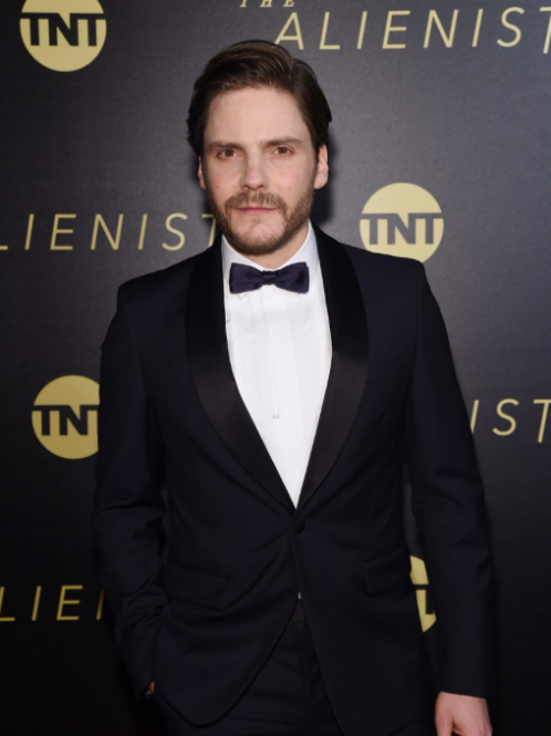 Daniel Bruhl | The Alienist Publicity Talk