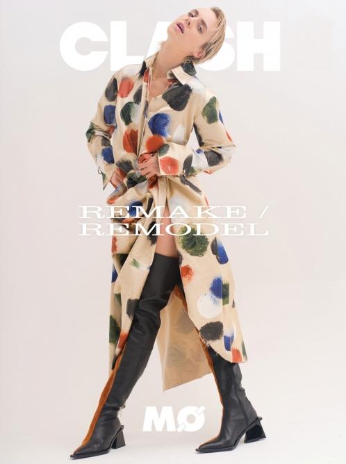 Clash Magazine   MØ