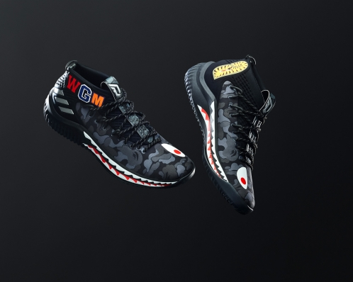 Adidas   Bape