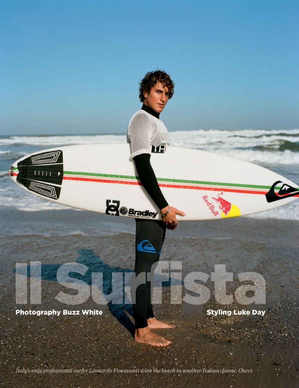 GQ Style | Il Surfista