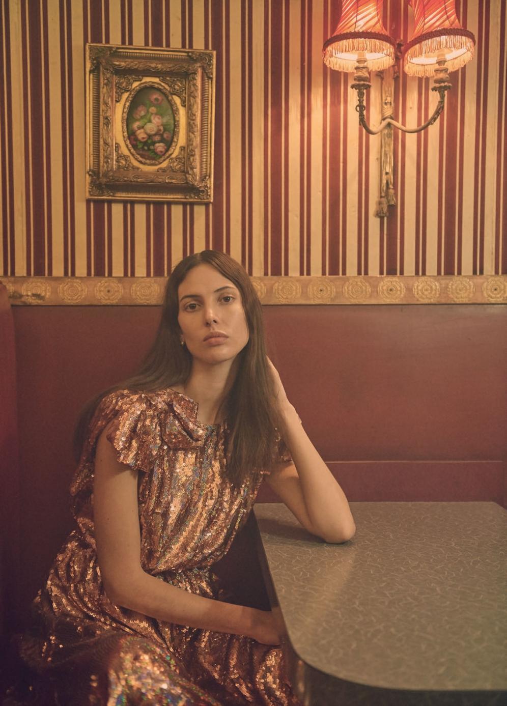 Harpers Bazaar | Ruby Aldridge