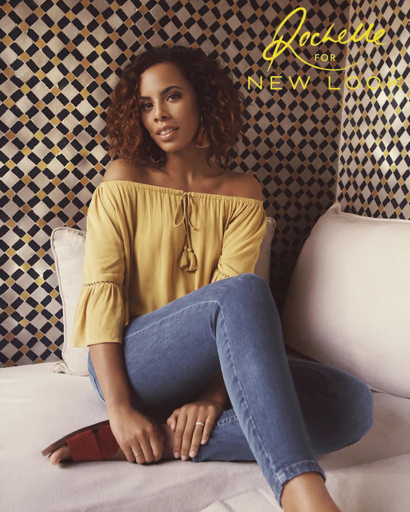 NEW LOOK X ROCHELLE HUMES