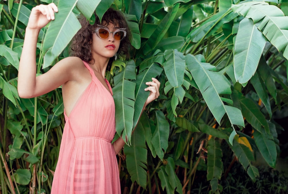 Harpers Bazaar   Love in a warm climate