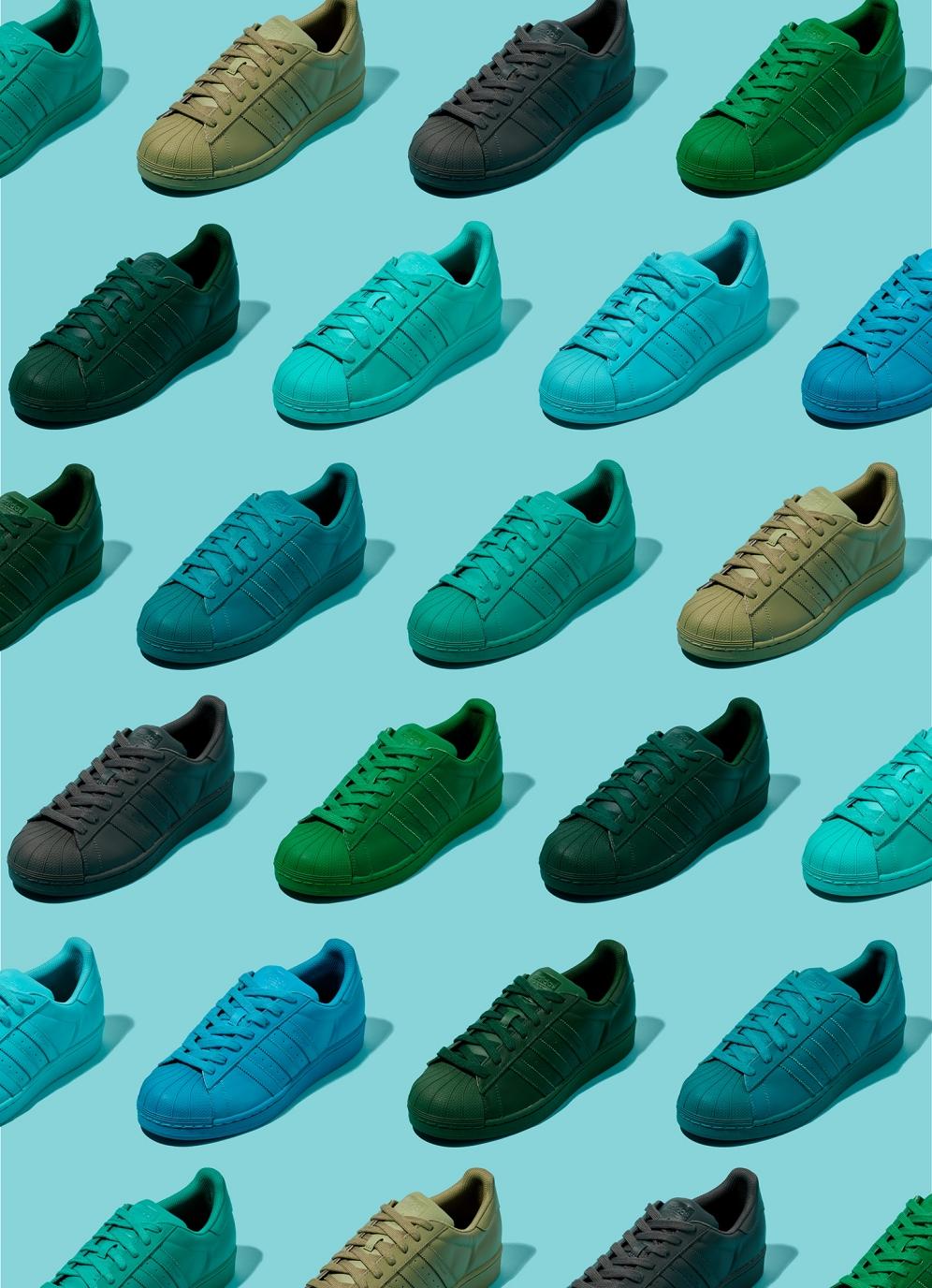 Adidas Originals   Pharrel Williams Supercolour