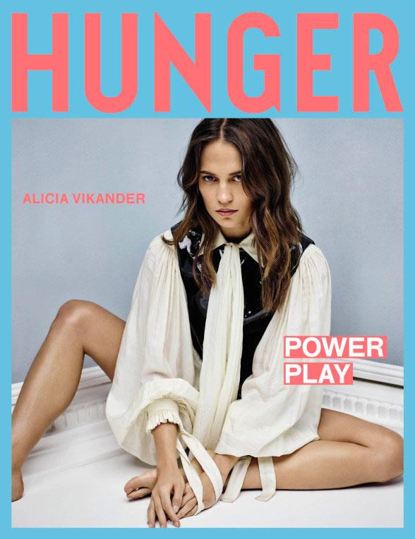 Hunger | Alicia Vikander