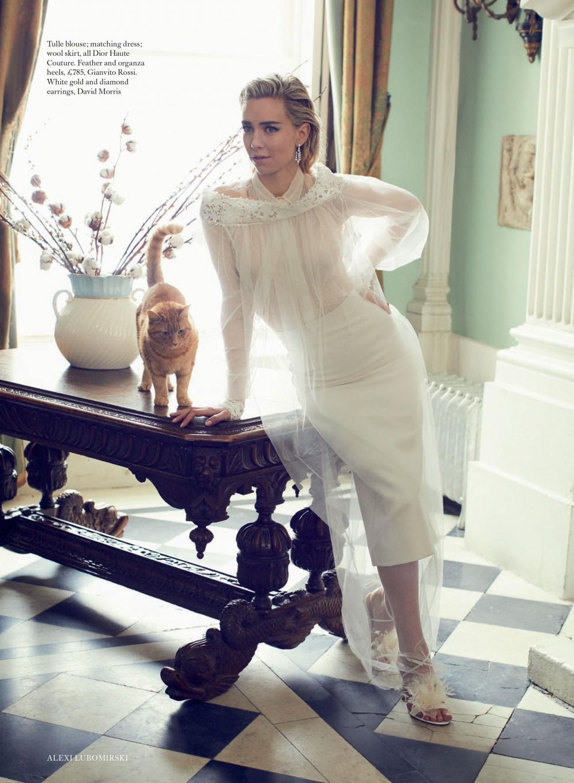 Harper's Bazaar   Vanessa Kirby