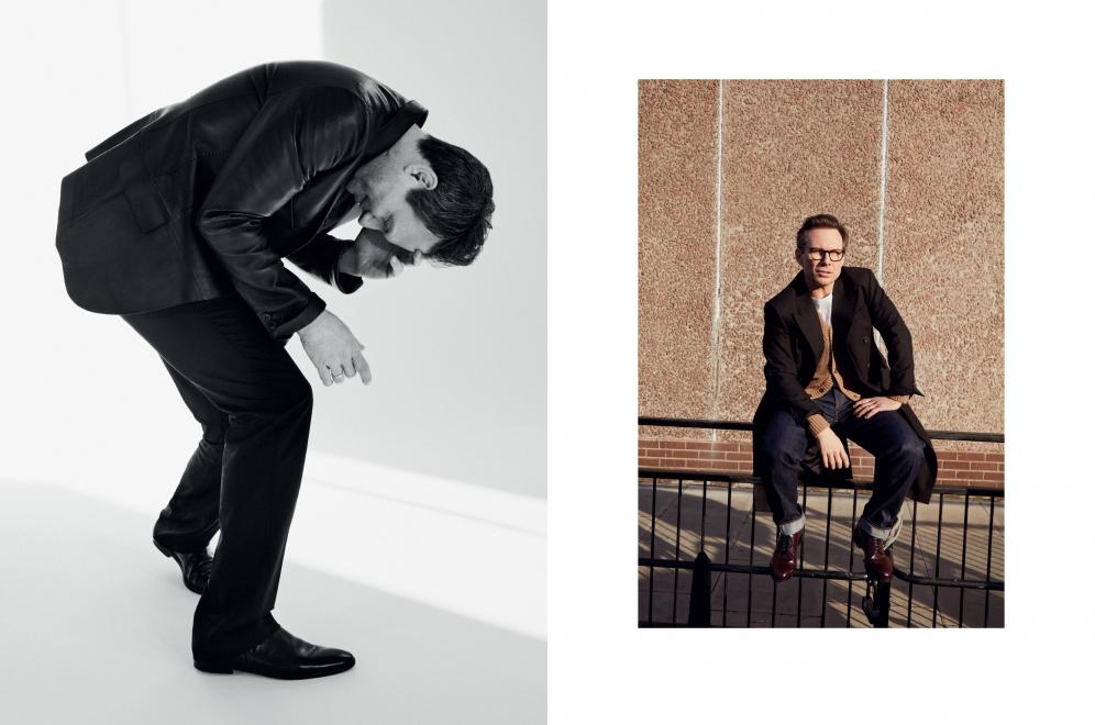 L'Officiel Hommes | Christian Slater