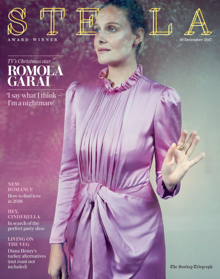 Romola Garai | Stella