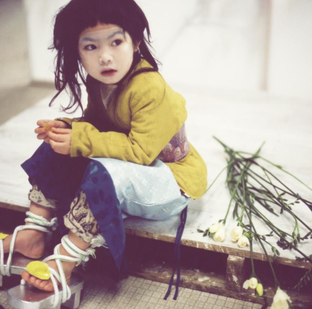 Papier mache | Lady Eboshi Gozen