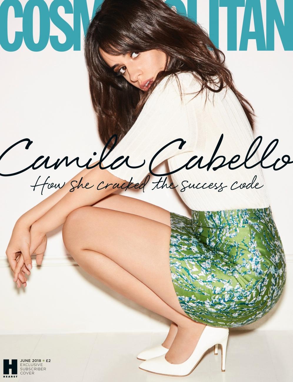 CAMILA CABELLO   COSMOPOLITAN UK