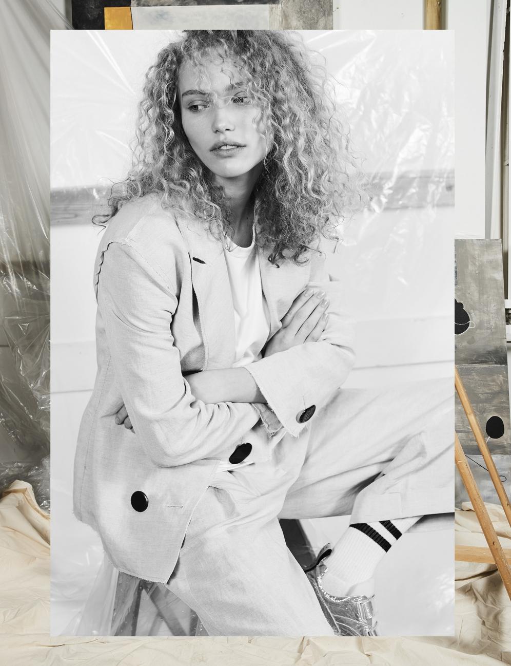 Working Girl | Kim Van Der Laan