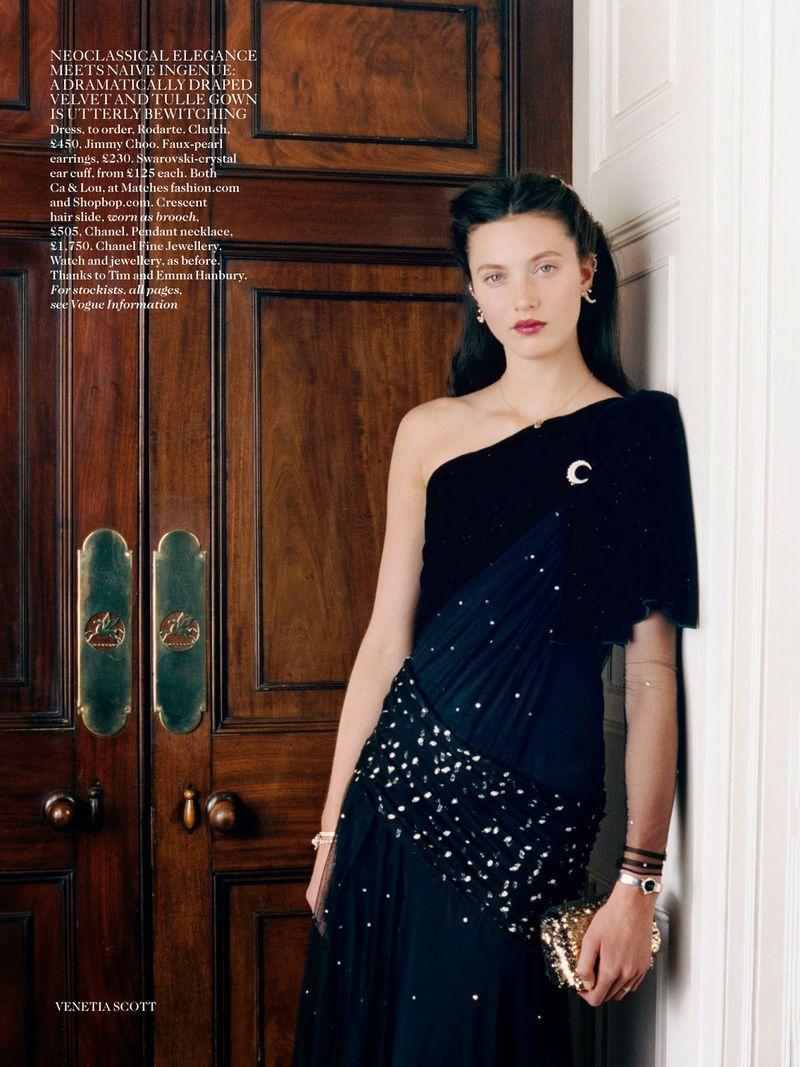 Vogue   Halcyon Days