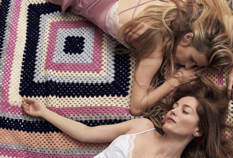 Vogue Turkey | Lucie & Laura