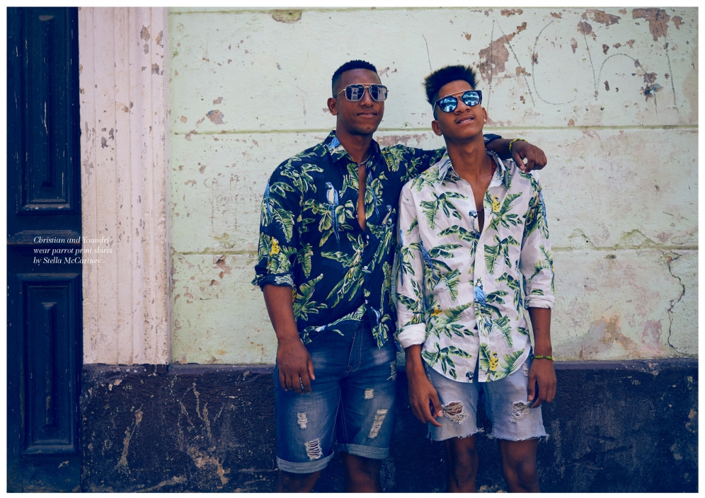 Our men in Havana