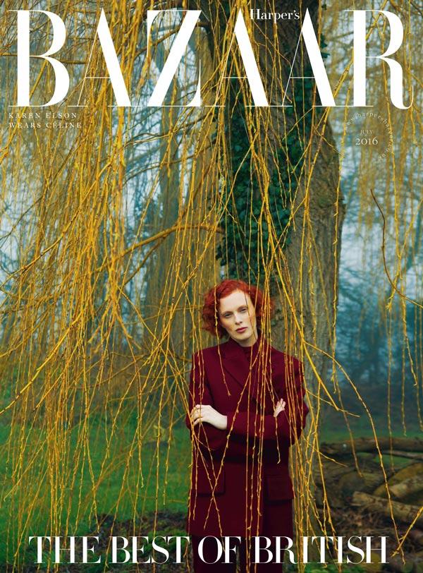 Harpers Bazaar | Best of British