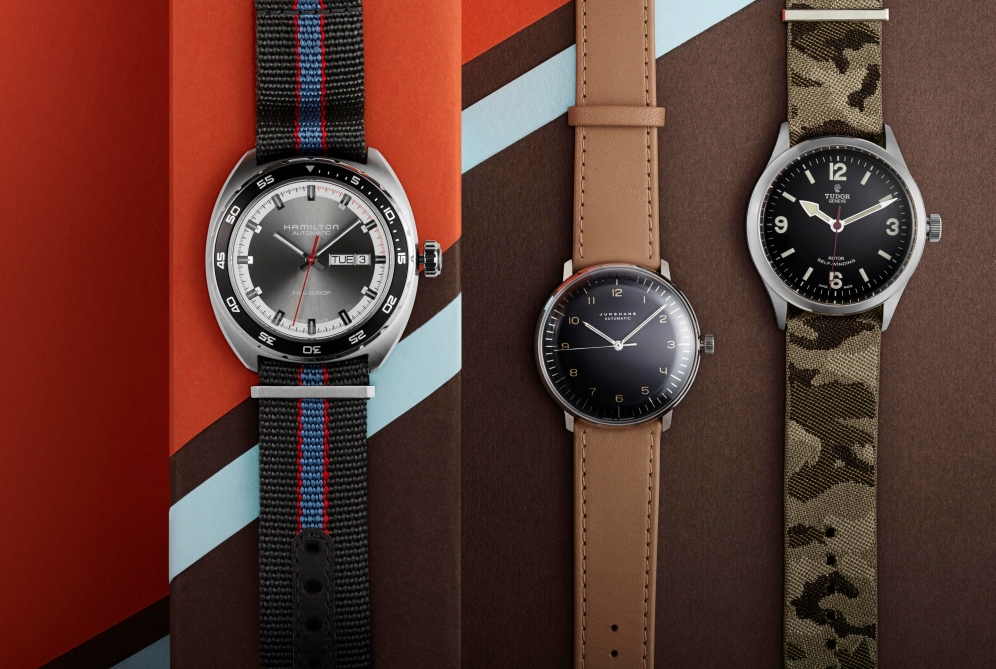 ESQUIRE | 70S STYLE WATCHES