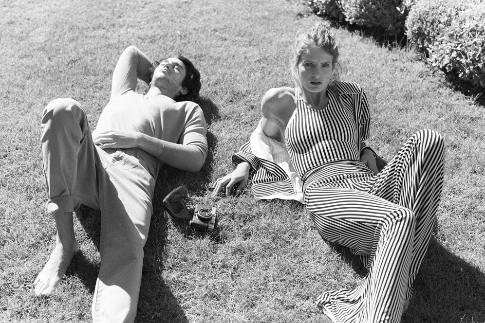 Harpers Bazaar KZ | Provence