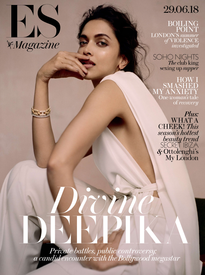 Deepika Padukone | ES Magazine
