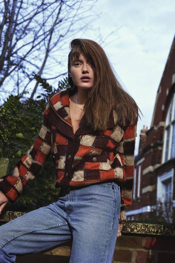 ES Magazine   Ella Purnell