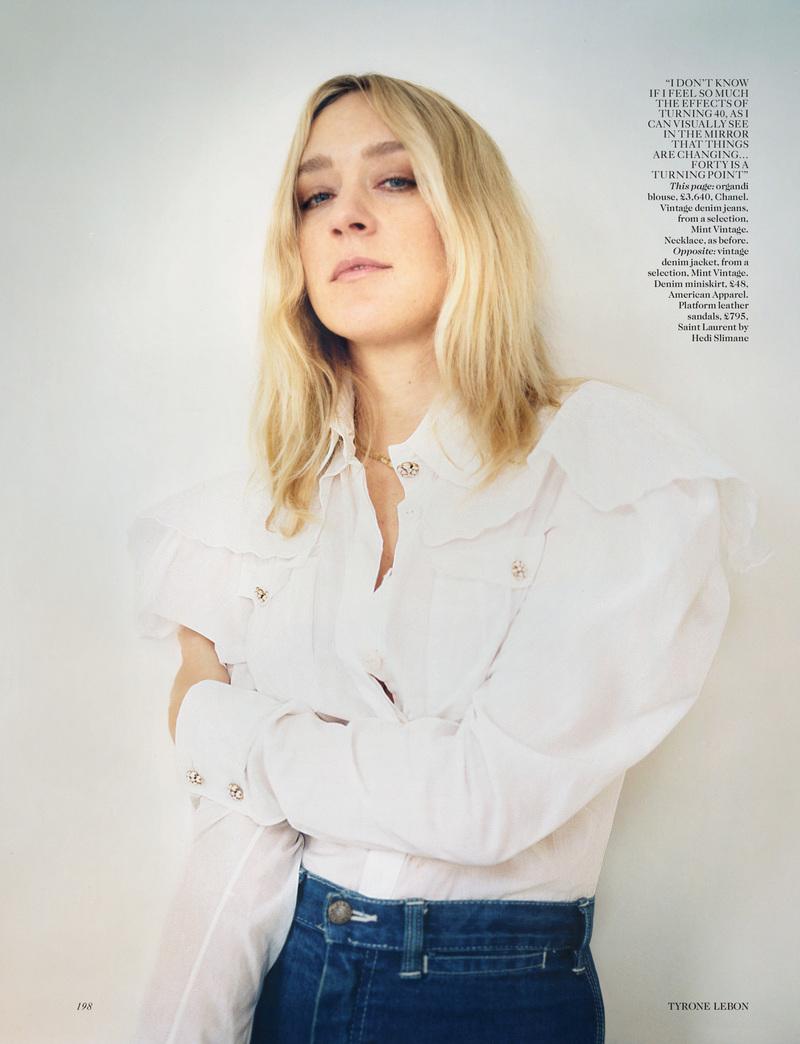 Vogue   Chloë Sevigny