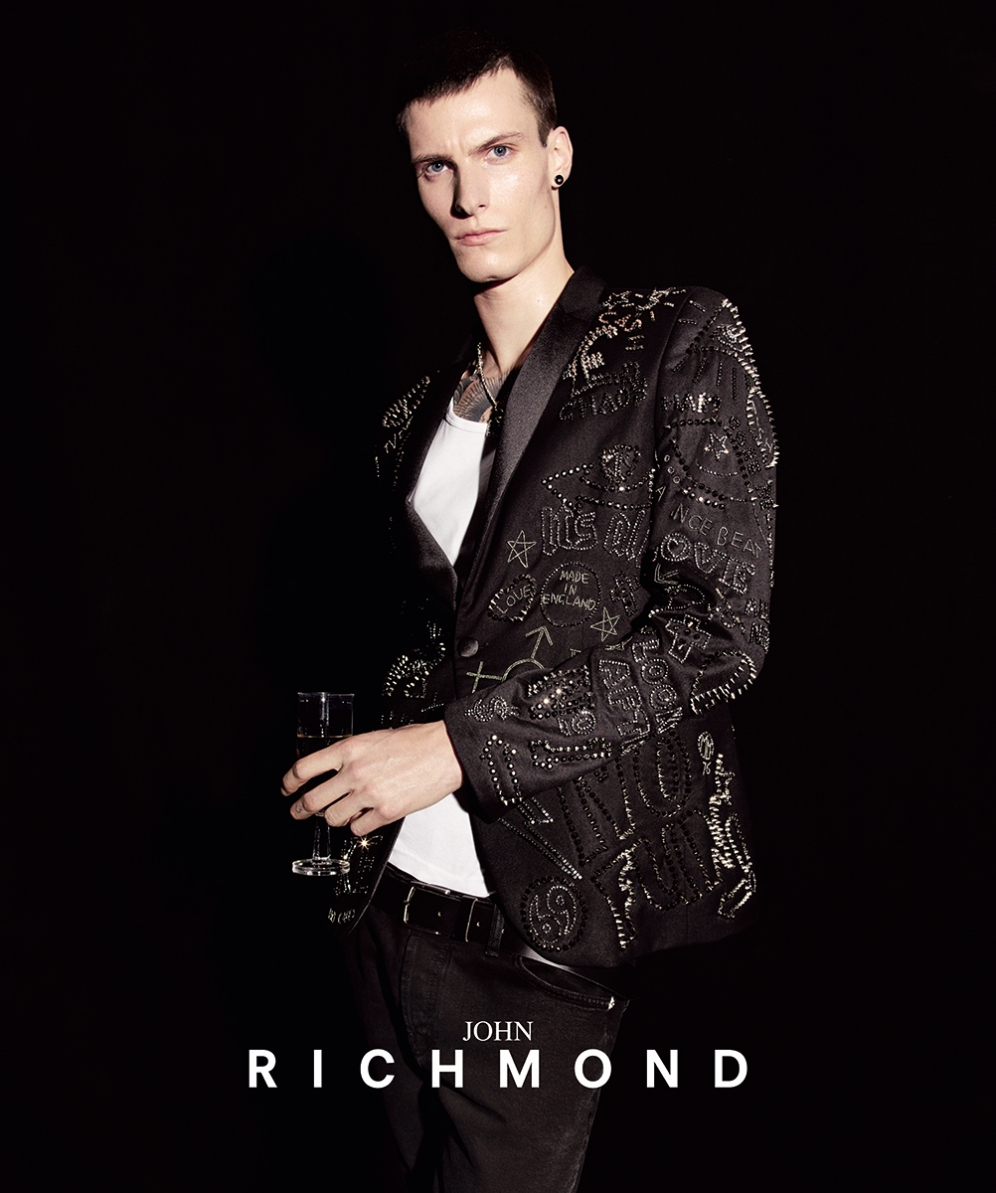 JOHN RICHMOND SS18