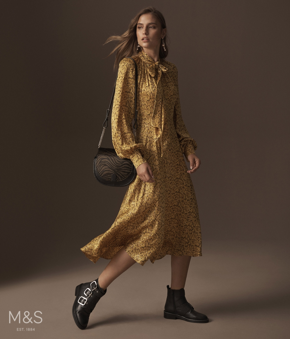 Marks and Spencer   AW18