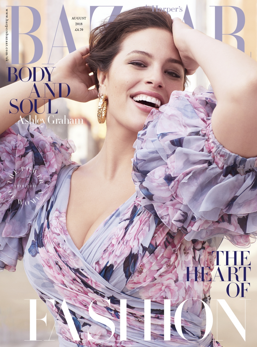 Harpers Bazaar | Ashley Graham